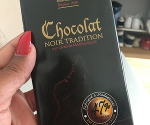 cacao, madagascar, and noir image
