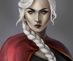 throne of glass, manon blackbeak, and blackbeak image