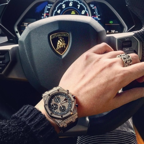 car, diamond, and Lamborghini image