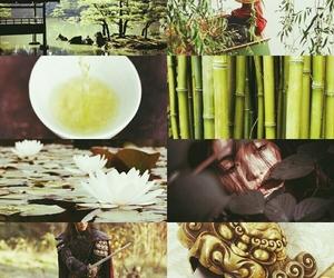 aesthetics, disney, and mulan image