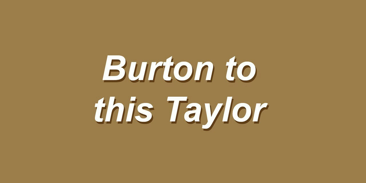 art, Burton, and Lyrics image