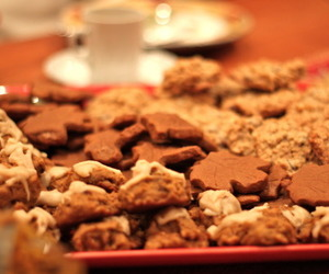 autumn, biscuits, and Cinnamon image