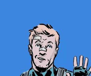 hawkeye, clint barton, and comics image