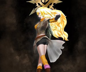 anime, rwby, and yangxiaolong image