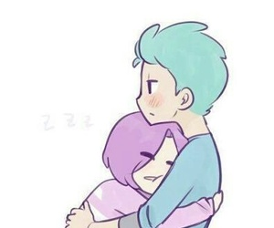 blue, bxb, and fnafhs image