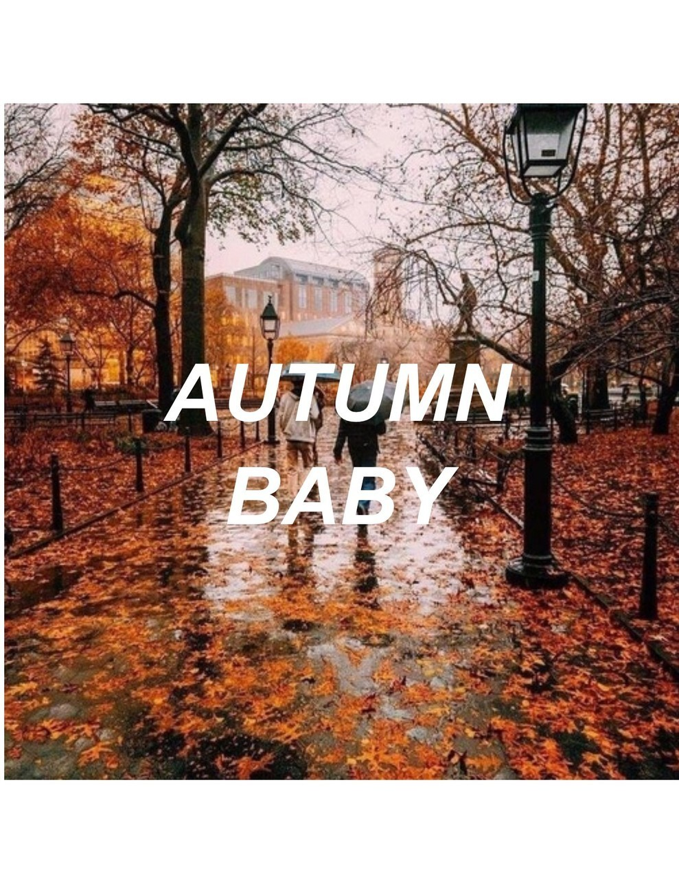 article, mood, and autumn image