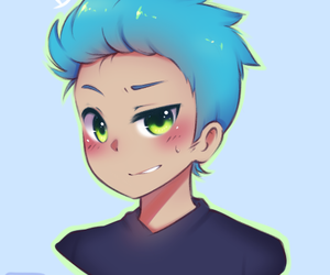 azul, bxb, and fnafhs image