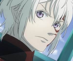 d.gray-man, allen walker, and icons anime image