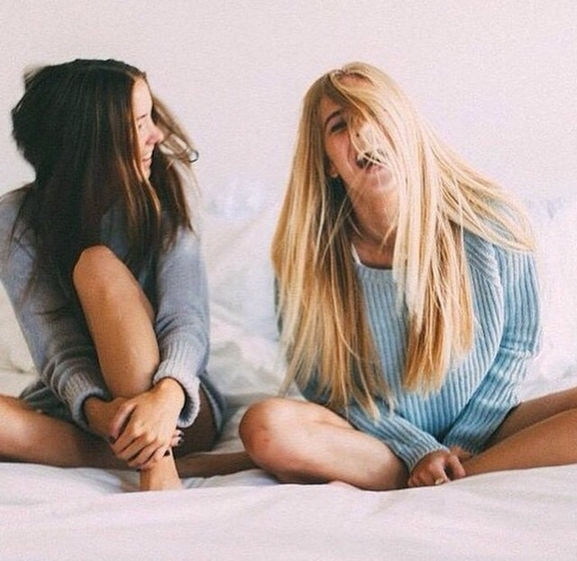 best friends, photography, and friends image
