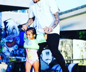 royalty, chris brown, and love image