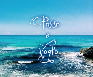 italian, posso, and Mantra image