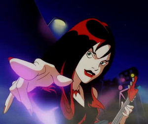 band, cartoon, and hex girls image