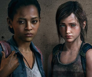 the last of us, game, and video game image