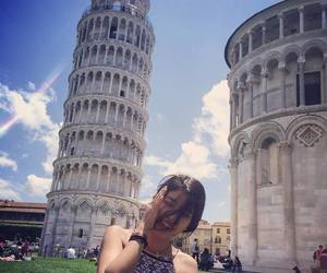 fashion, photography, and Pisa image