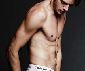 book, Calvin Klein, and Hot image