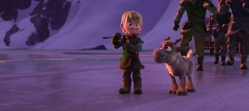 frozen, disney, and sven image