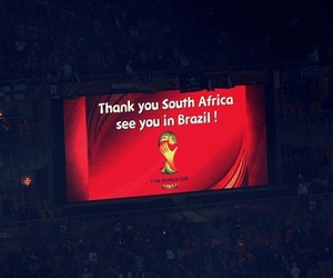 brazil, world cup, and south africa image