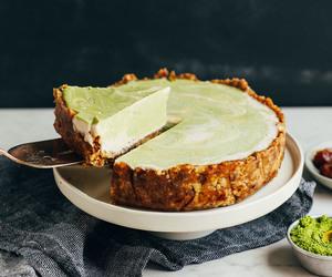 cheesecake and minimalistbaker image