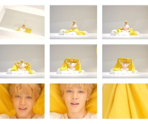 aesthetic, Collage, and yellow image