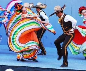 méxico danza folklor image