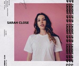 caught up and sarah close image