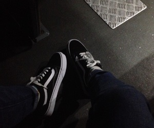 black, shoes, and melbourne image