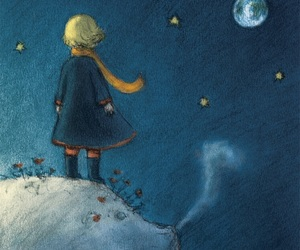 serendipity, the little prince, and park jimin image