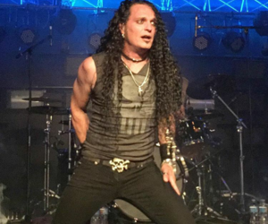 dragonforce, metal, and long haired guy image