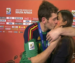 casillas, cute, and love image