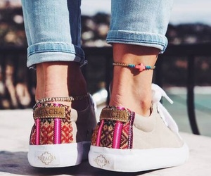 shoes, fashion, and summer image