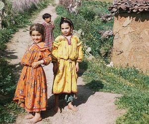 enfance, kabylie, and enfant image