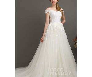 chapel, dress, and tulle image