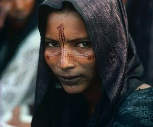 africa, tuareg, and woman image