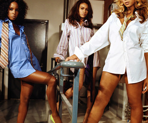 beyonce knowles, michelle williams, and destiny's child image