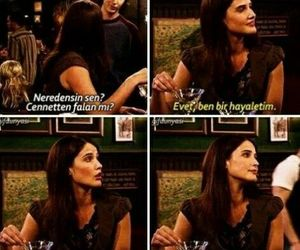 funny, how i met your mother, and robin scherbatsky image