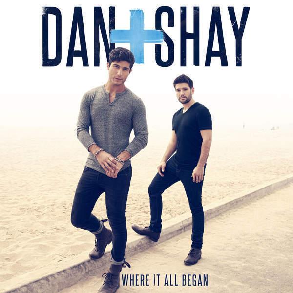album, dan + shay, and country music image
