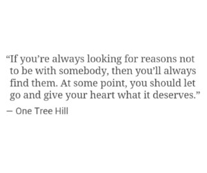 love quote, one tree hill, and quote image