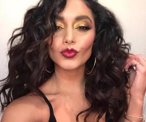 vanessa hudgens, hair, and instagram image