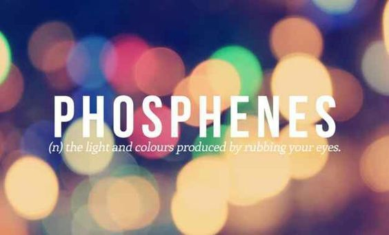 words, phosphenes, and eyes image
