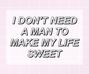 background, pink, and feminism image