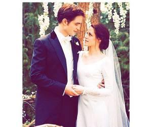 wedding, twilight, and bella image