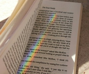 book, rainbow, and reading image