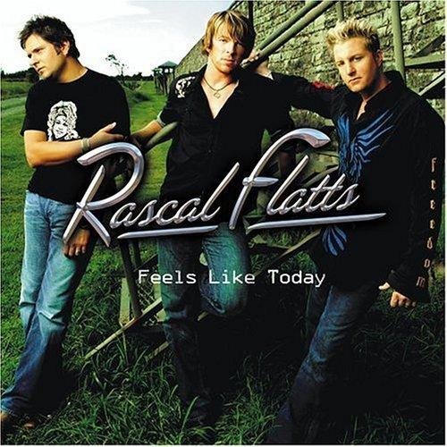 2004, rascal flatts, and album image