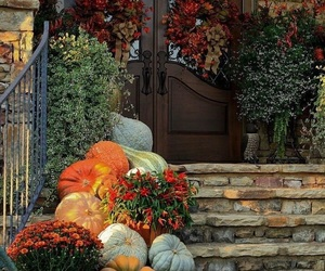 fall, goals, and house image