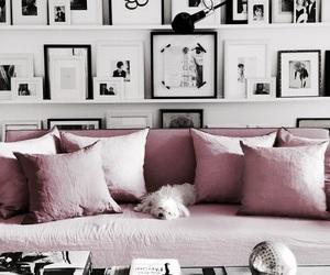 follow, art, and pink image