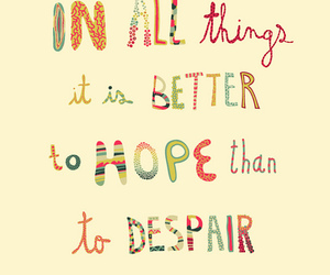 quotes, hope, and text image