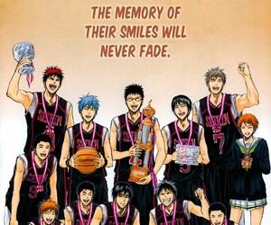 knb, kuroko no basket, and kuroko no basuke image