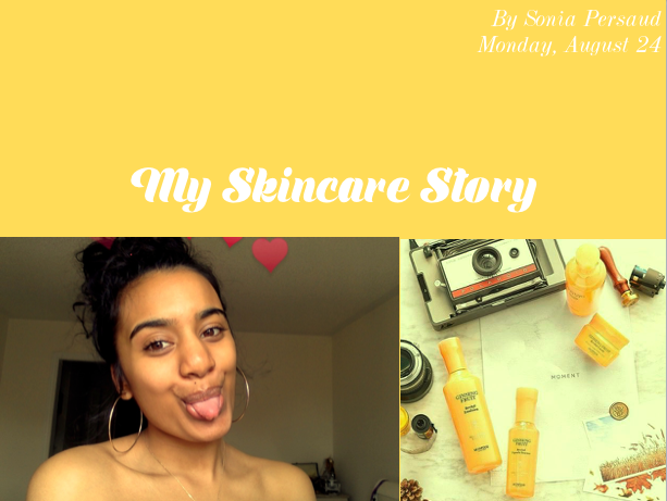 beauty, routine, and products image
