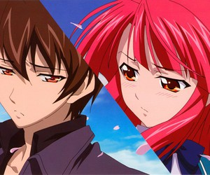 anime and kaze no stigma image