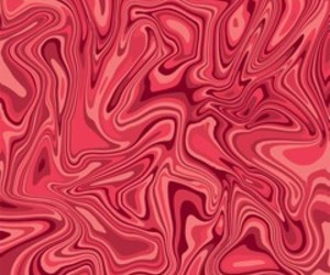 marble, red, and swirl image